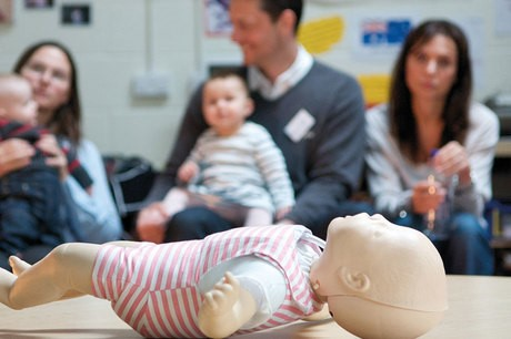 First aid training is now compulsory for all nursery staff