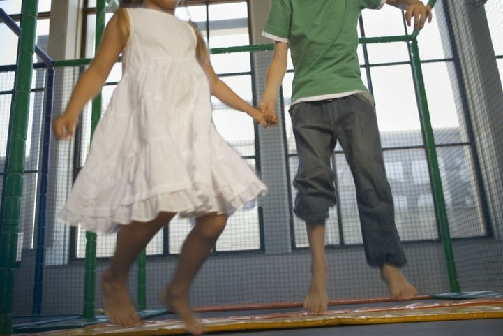 First aid tips for trampoline fun