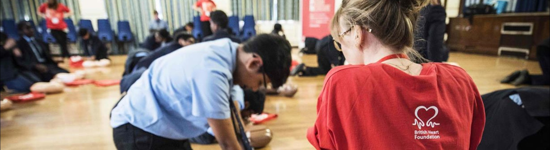 Government confirms plans to teach CPR in schools