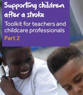 Supporting Children after a Stroke part 2