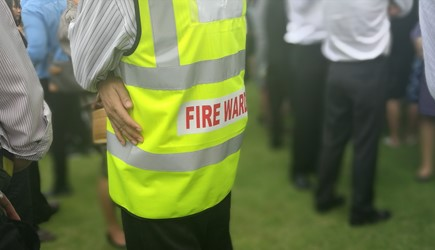 Online Fire Marshall/Warden Training