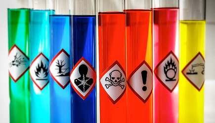 Online Control of Substances Hazardous to Health (COSHH)