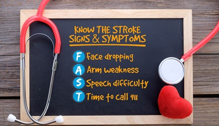 Online Stroke Awareness